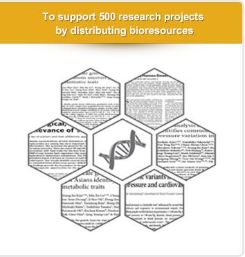 To support 500 research projects